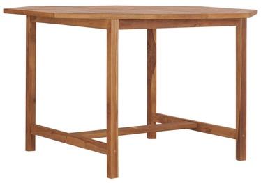 Садовый стол 49006, коричневый