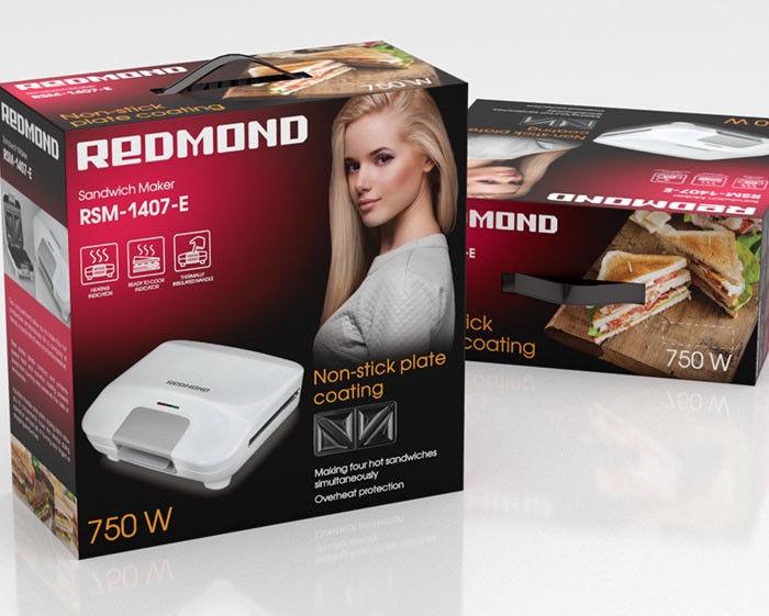 Sumuštinių keptuvė Redmond RSM-1407-E