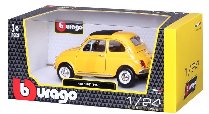 Bburago Car Fiat 500F 1:24 18-22098