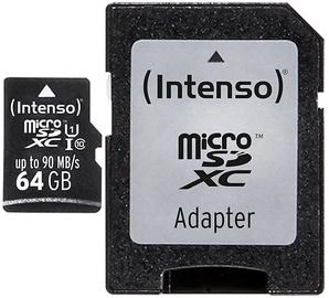 Intenso Professional 64GB microSDXC UHS-I Class 10 3433490