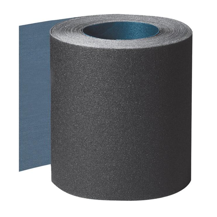 Šlifavimo popieriaus ritinys Klingspor, NR150, 120x25000 mm