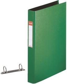 Esselte Folder 2 Rings 4cm Green