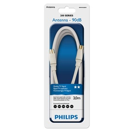 Laidas antenos 3m Philips SWV4133S/10