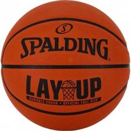 Spalding Layup Basketball Orange Size 7