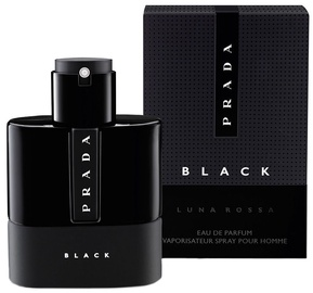 Parfüümid Prada Luna Rossa Black 100 ml EDP
