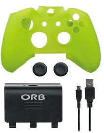 ORB Xbox One Starter Pack incl. Battery/Skin/Cable/2 Grip Caps