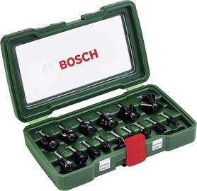 Bosch HM/CT Router Bit Set 15pcs