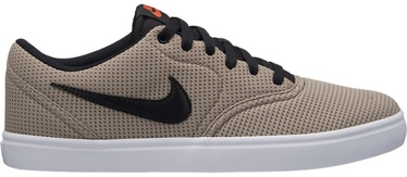 Nike Shoes SB Check Solarsoft Canvas 843896-200 Beige 45