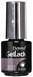 Depend GelLack Silver Lining 5ml