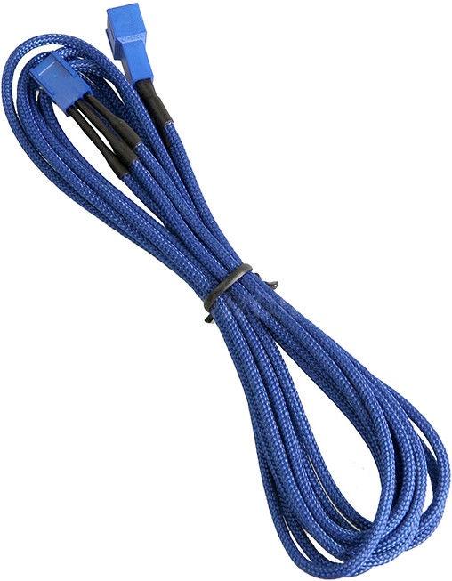 BitFenix 3-Pin Extension Cable 90cm Blue
