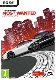 Need For Speed: Most Wanted A Criterion Game PC