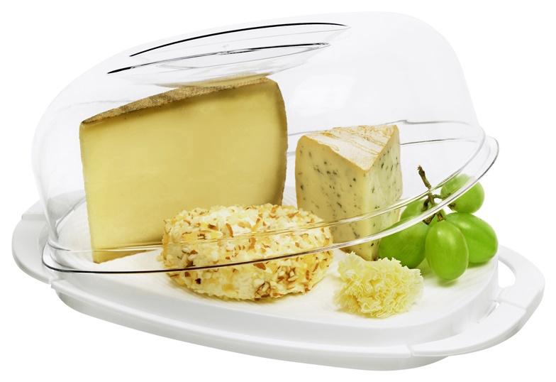 Sūrio indas Rotho Fresh, 29 x 17 cm