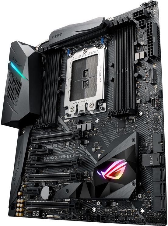 Mātesplate Asus STRIX X399-E Gaming