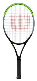 Tennisereket Wilson Blade, must/roheline/hall