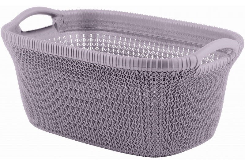 Curver Knit 40l Light Purple
