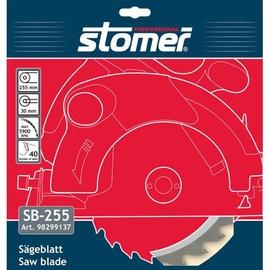 Stomer SB-255 Saw Blade