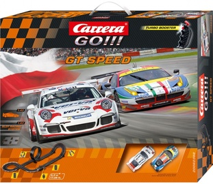 Carrera GO!!! GT Speed ​​VERVA PL 62398