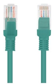 Lanberg Patch Cable UTP CAT5e 0.5m Green
