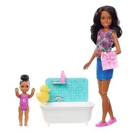Mattel Barbie Skipper Babysitters INC Dolls & Playset FXH06