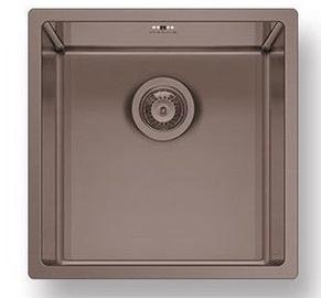 Pyramis Astris Sink 40x40cm Copper
