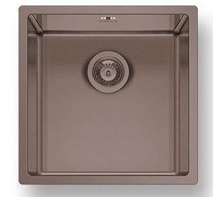 Мойка Pyramis Astris Sink 40x40cm Copper