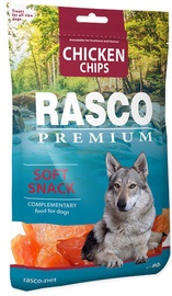 Rasco Dog Premium Snacks Chicken Chips 80g