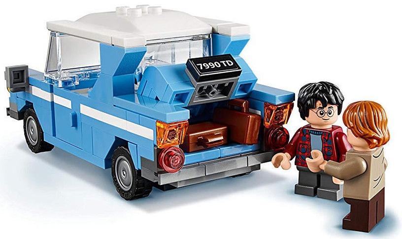Konstruktor LEGO Harry Potter Hogwarts Whomping Willow 75953
