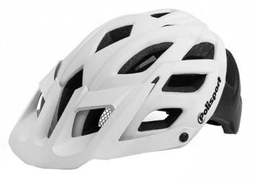 Polisport E3 Helmet 55-58 White/Black