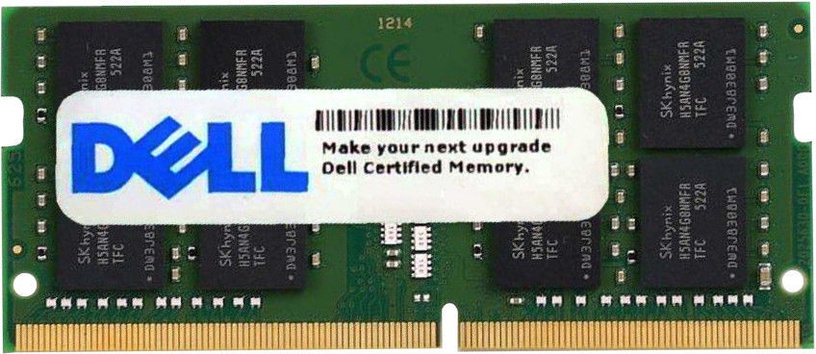 Dell 16GB 2400MHz DDR4 SODIMM A9168727