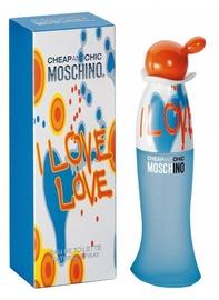 Parfüümid Moschino I Love Love 30 ml, EDT