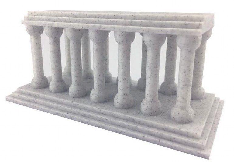 Расходные материалы для 3D принтера Gembird 3DP-PLA, 330 м, серый