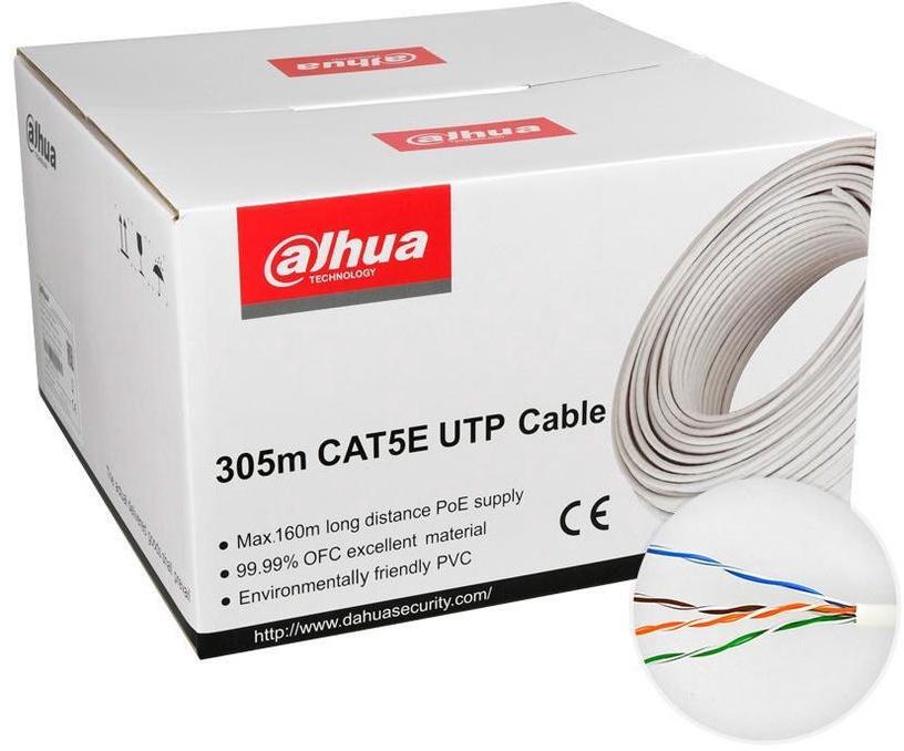 Dahua Cat5e UTP Cable 305m White