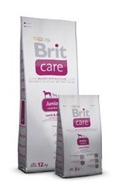Sausas šunų ėdalas jauniems šuniukams Brit care junior large breed, su aviena, 3 Kg