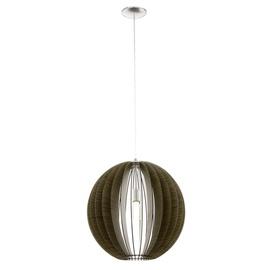 Pakabinamas šviestuvas Eglo Cossano 94636, 1 x 60 W, E27