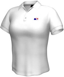 GamersWear Counter Girl Polo White L