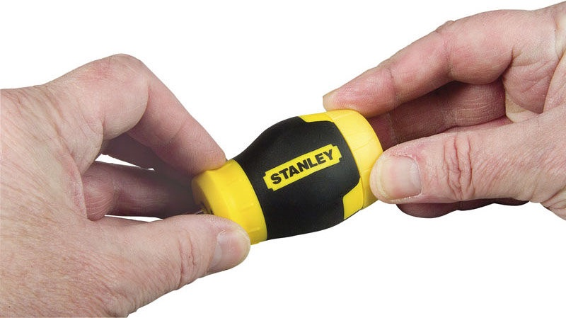 Stanley Multibit Stubby Screwdriver