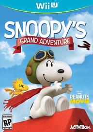 Snoopy's Grand Adventure Wii U