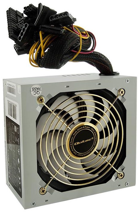 Qoltec ATX Power Supply 525W
