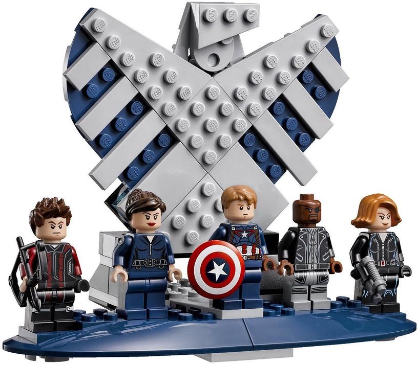 Конструктор LEGO Super Heroes The SHIELD Helicarrier 76042