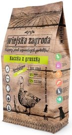 Wiejska Zagroda Dog Dry Food Duck & Pear 9kg