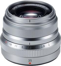 Fujifilm XF 35mm f/2 R WR Silver