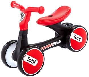 Milly Mally Tobi Ride On Black/Red 1879