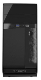 Tacens Micro ATX Tower Case Black