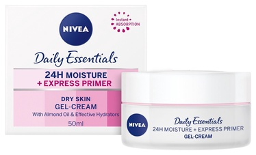 Nivea Daily Essentials Starter Express Hydratation Primer 50ml Dry & Sensitive Skin