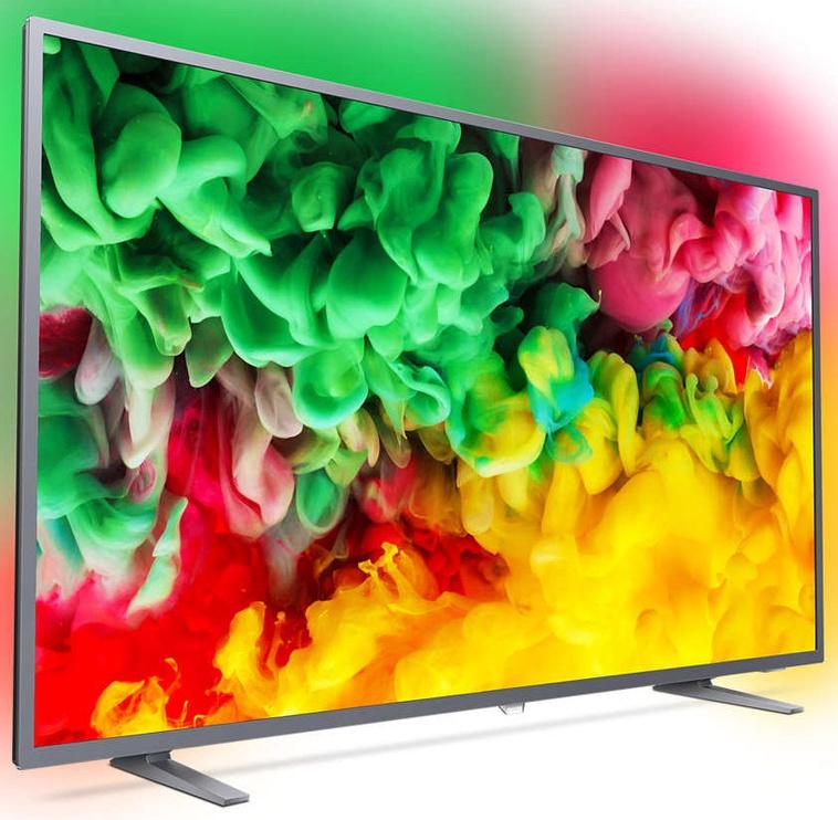 Televizorius Philips 4k Ultra-Slim 50PUS6703/12