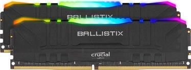 Operatīvā atmiņa (RAM) Crucial Ballistix RGB Black BL2K16G32C16U4BL DDR4 32 GB