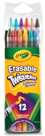 Crayola Erasable Twistables Colored Pencils 12pcs