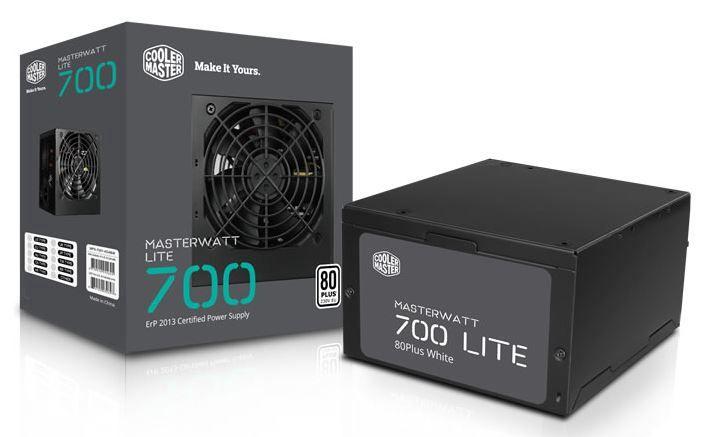 Cooler Master PSU MasterWatt Series 700W 120mm