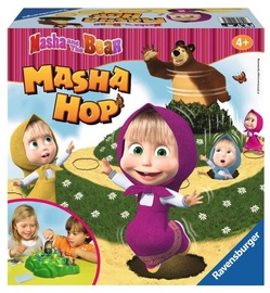 Galda spēle Ravensburger Masha And Bear 3D Game Masha Hop 21206