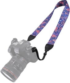 Fotocom Camera Strap Flowers